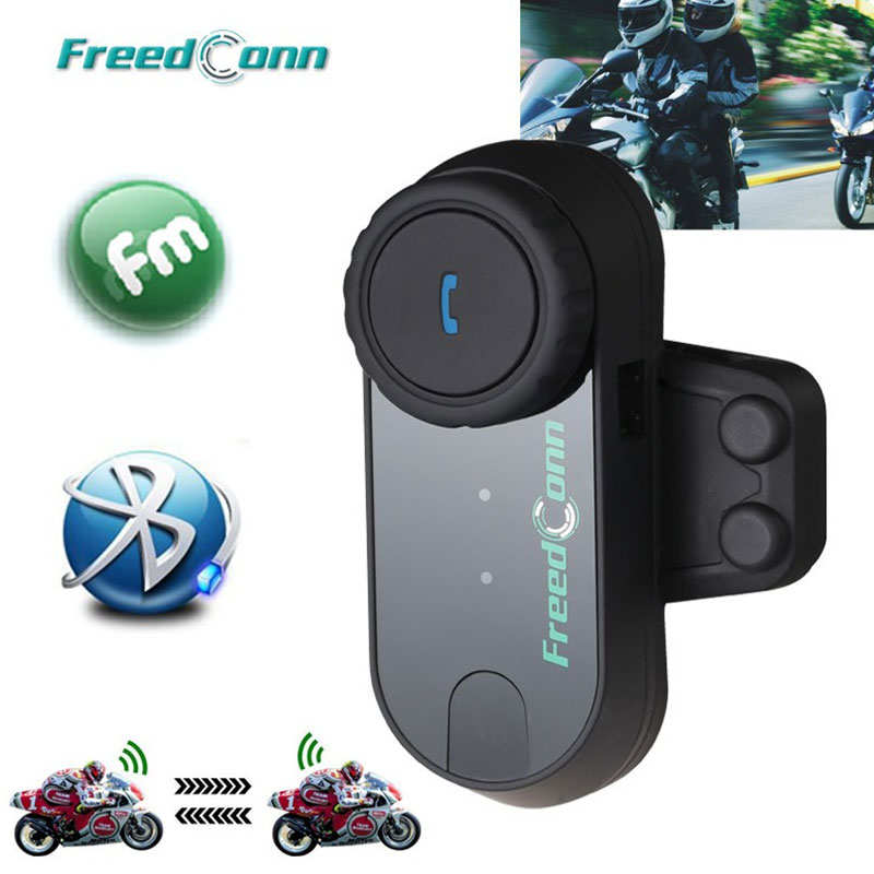 Vehemo <font><b>Bluetooth</b></font> <font><b>Intercom</b></font> Helm Walkie Talkie Motorrad Full-Duplex Durable Motorrad <font><b>Intercom</b></font> T-COM VB <font><b>FreedConn</b></font> Radio image
