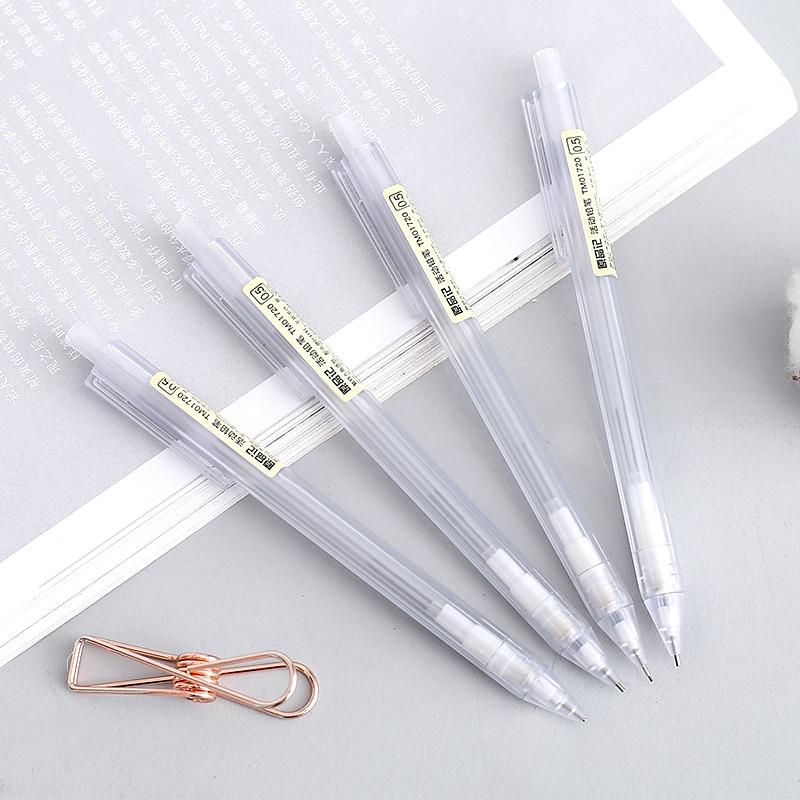 0,5/0,7 мм механический карандаш японские школьные принадлежности корейские канцелярские принадлежности