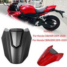 2020 moto assento traseiro capa cauda seção carenagem cowl para honda cb650r cbr650r cb cbr 650r 2019 2020