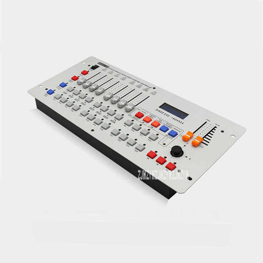 DMX240 16 Channels DMX ControllerLight Modulator Led Lighting Console DJ Controller Stage Bar Moving HeadSpotlight Equipment - 3