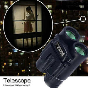 Image 1 - Professional Hunting Telescope Zoom Military HD 40x22 Binoculars  High Quality Vision No Infrared Eyepiece Outdoor Gifts