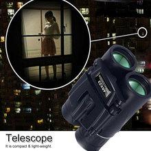プロフェッショナル狩猟望遠鏡ズーム軍事hd 40x22双眼鏡高品質ビジョンのない赤外線接眼アウトドアギフト
