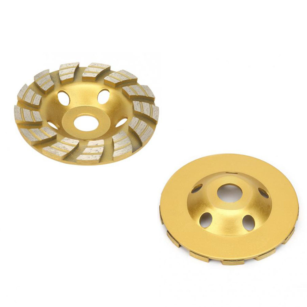 1pcs Diamond Wheel Thickness 8mm Outer 125mm Inner 22.2mm Production Process Sintering For Cutting / Grinding Concrete Etc