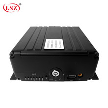 LSZ vente directe spot 6Ch dvr mobile prend en charge 3G WiFi GPS MDVR bus/camion PAL/NTSC(China)