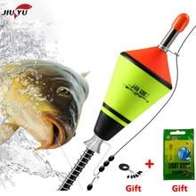 JiuYu-flotador de pesca portátil, dispositivo flotante de pesca automático, artefacto pesquero rápido, 1 Uds.