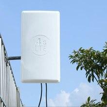 Amplificador de señal SMA 4G LTE, antena 24dBi para exteriores