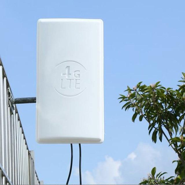 SMA 4G LTE אנטנה 24dBi חיצוני אנטנת אות Booster מגבר