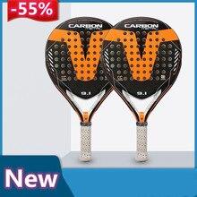 2021 Summer Carbon Fiber EVA Foam Core Beach Racket Beach Plate Racket Peak Racket Sports Equipment Tennis Racket Carbon