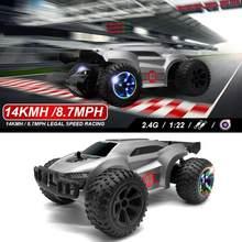 Nuovo 2.4G RC Auto ad alta velocità Da Corsa A quattro ruote Stunt Drift SUV di Telecomando Auto Giocattoli RC auto Auto Per I Bambini Scherza il Regalo