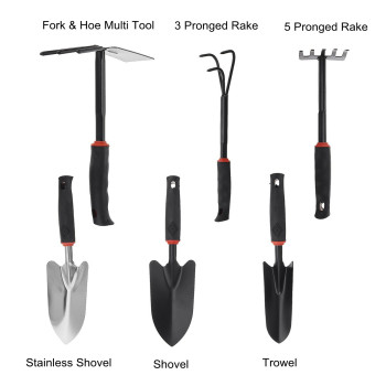 Durable Steel Hand Tools Set 1