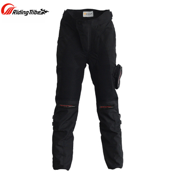 Motorcycle Racing protective gear protection Pants Moto Riding Tribe HP-02 Clothes Drop Resistance Racing Pants With Knee Pads