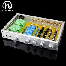 2021ใหม่F1 Tone Tune PreamplifierสำหรับHifiเครื่องขยายเสียงFV 2020 OP AMP Preamp LME49710 JRC5534 AD797 OPA627BP MUSES03