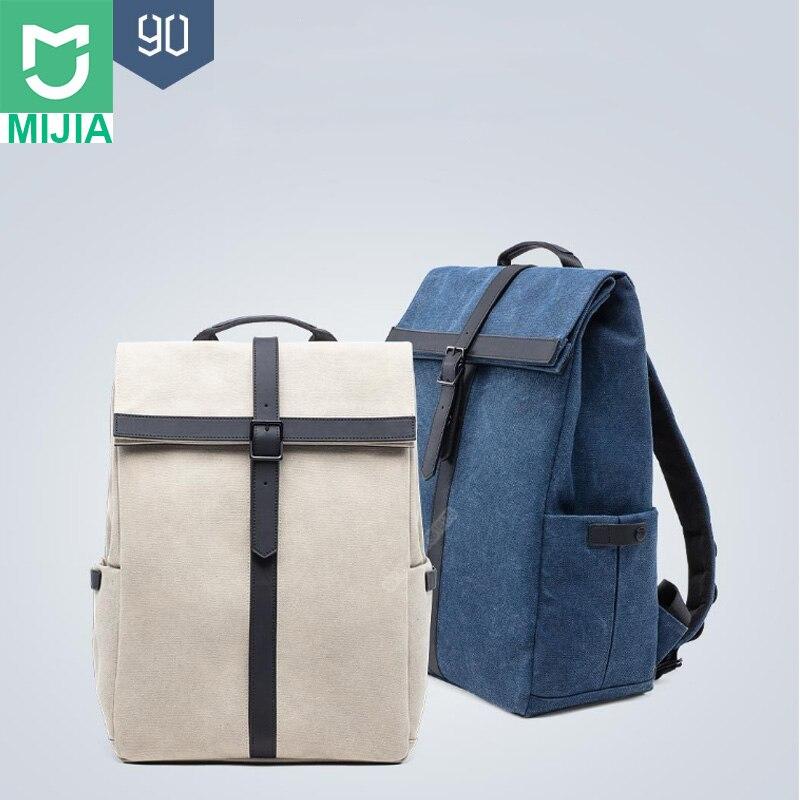 Новый Xiaomi 90 шлифовальная машина Оксфорд Повседневное Рюкзак 15 дюймовый ноутбук Сумка Многофункциональная игровая сумка для Для мужчин Для женщин для кемпинга, путешествий
