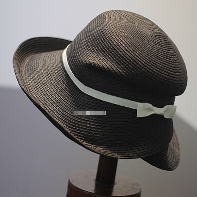 Bucket Hats Big Fisherman hat Couple Basin Cap Cute Student concave high top Sun hat