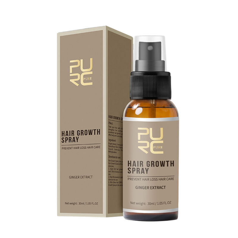 Powerful Hair Growth Essence Hair Loss Products Essential Oil Liquid Treatment Preventing Pomade Loss Hair Care Product 5