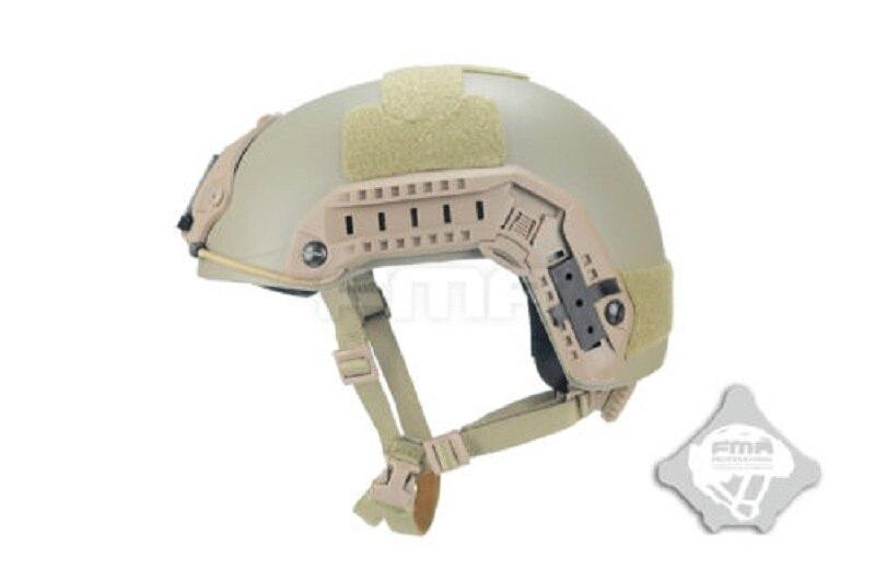 Closeout Deals¼FMATB828 L/XL Ballistic IIIA Bullet Proof Helmet Aramid Fiber Maritime OPS