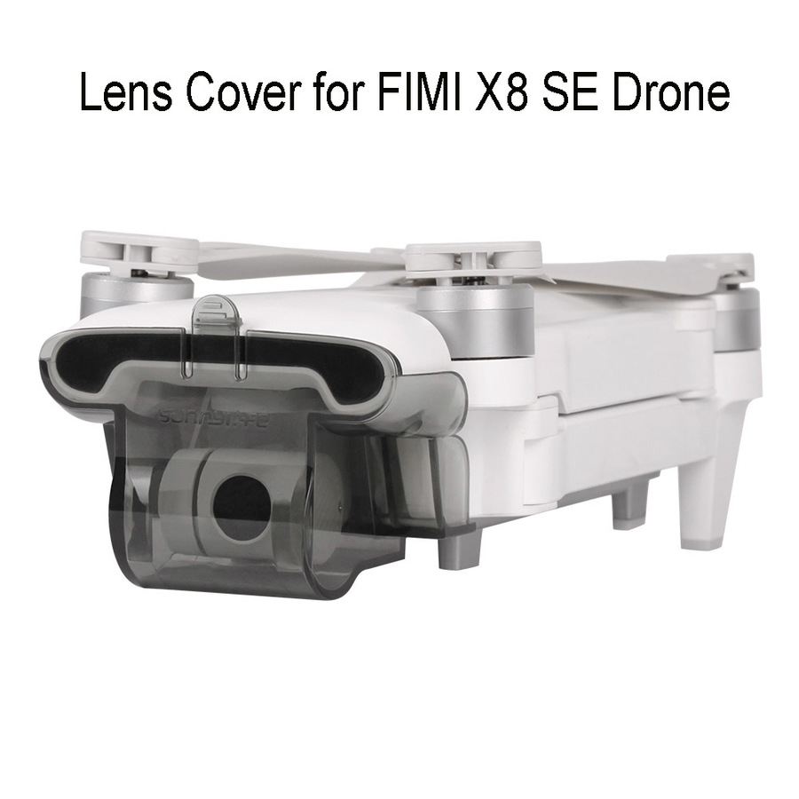 Camera Lens Cover Case Gimbal Protectorfor Xiaomi FIMI X8 SE Drone Kids Quadcopter Accessory
