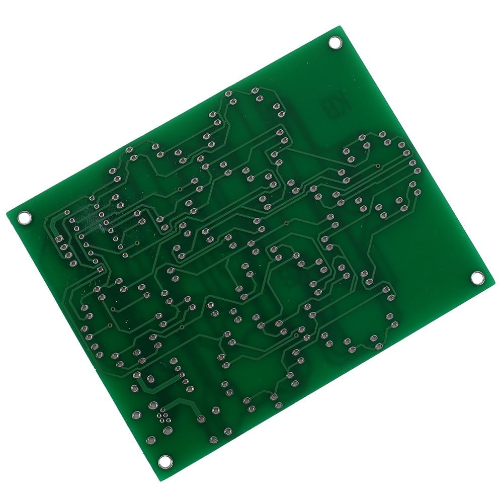 5X DIY Kit Red Chinese Knot Analog Electronic Circuit Kit Creative Practice DIY