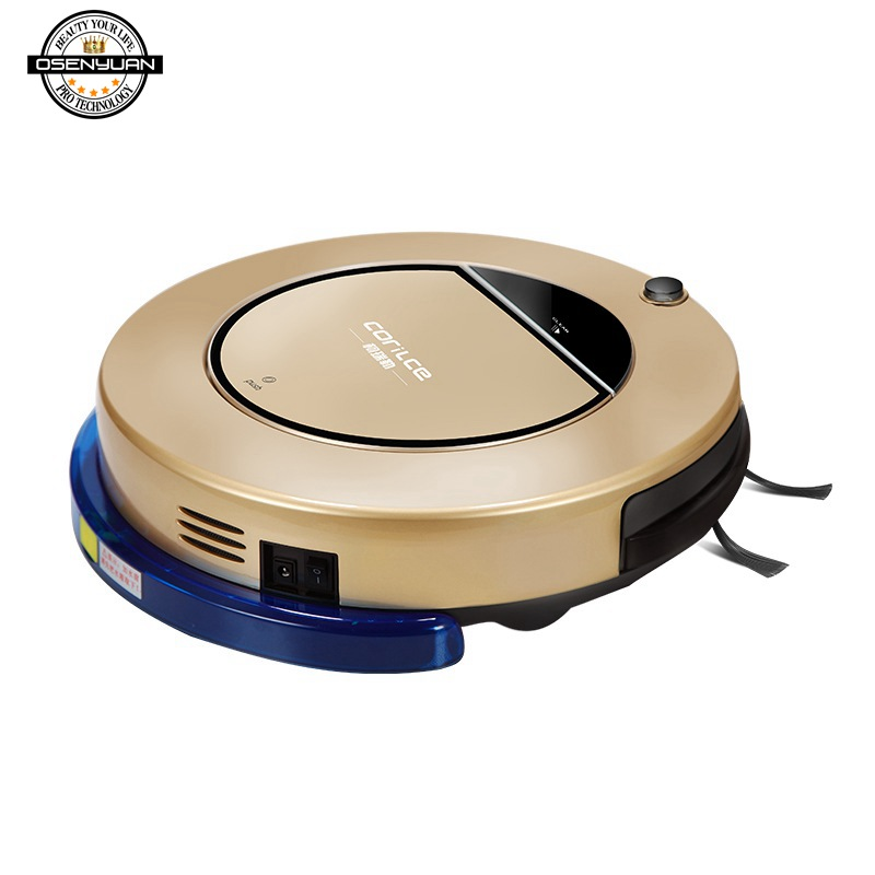 Hot 2000pa Robot Vacuum Cleaner for Home Automatic Sweeping Dust Sterilize Smart Planned