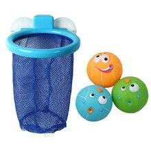 Ванна баскетбольная игрушка воды игрушки для плавания детские игры игрушки для ванной