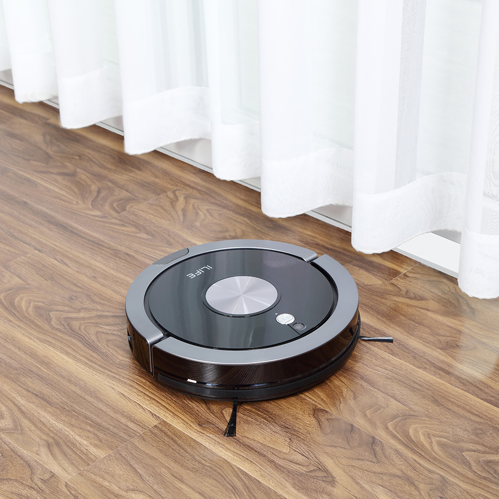 ILIFE X800 Robot New Model Wholesale Robotic Vacuum Cleaner with APP Function 4