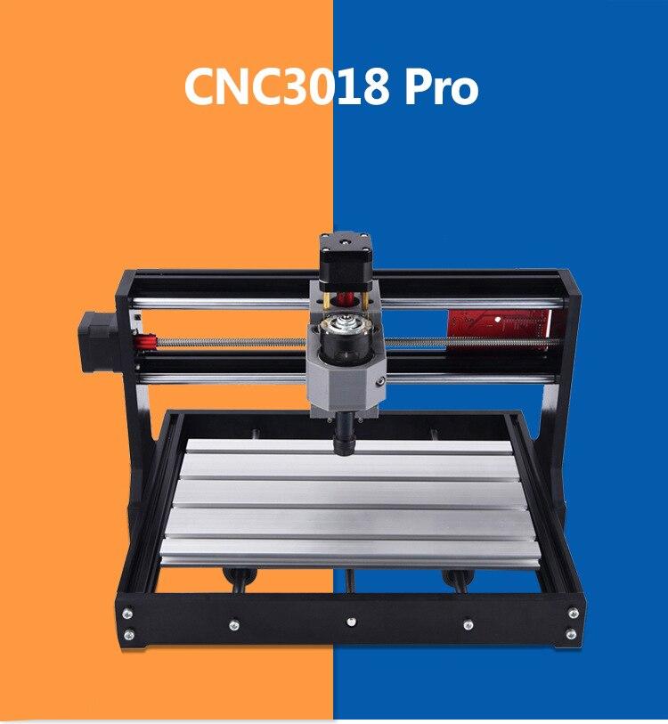 Лазерный гравер cnc3018 pro гравировальный станок с ЧПУ для