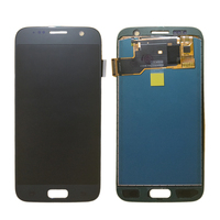 G930 TFT lcd For Samsung Galaxy S7 G930 G930F LCD Display Touch Screen Digitizer Assembly 100% Test TFT LCD adjust brightness