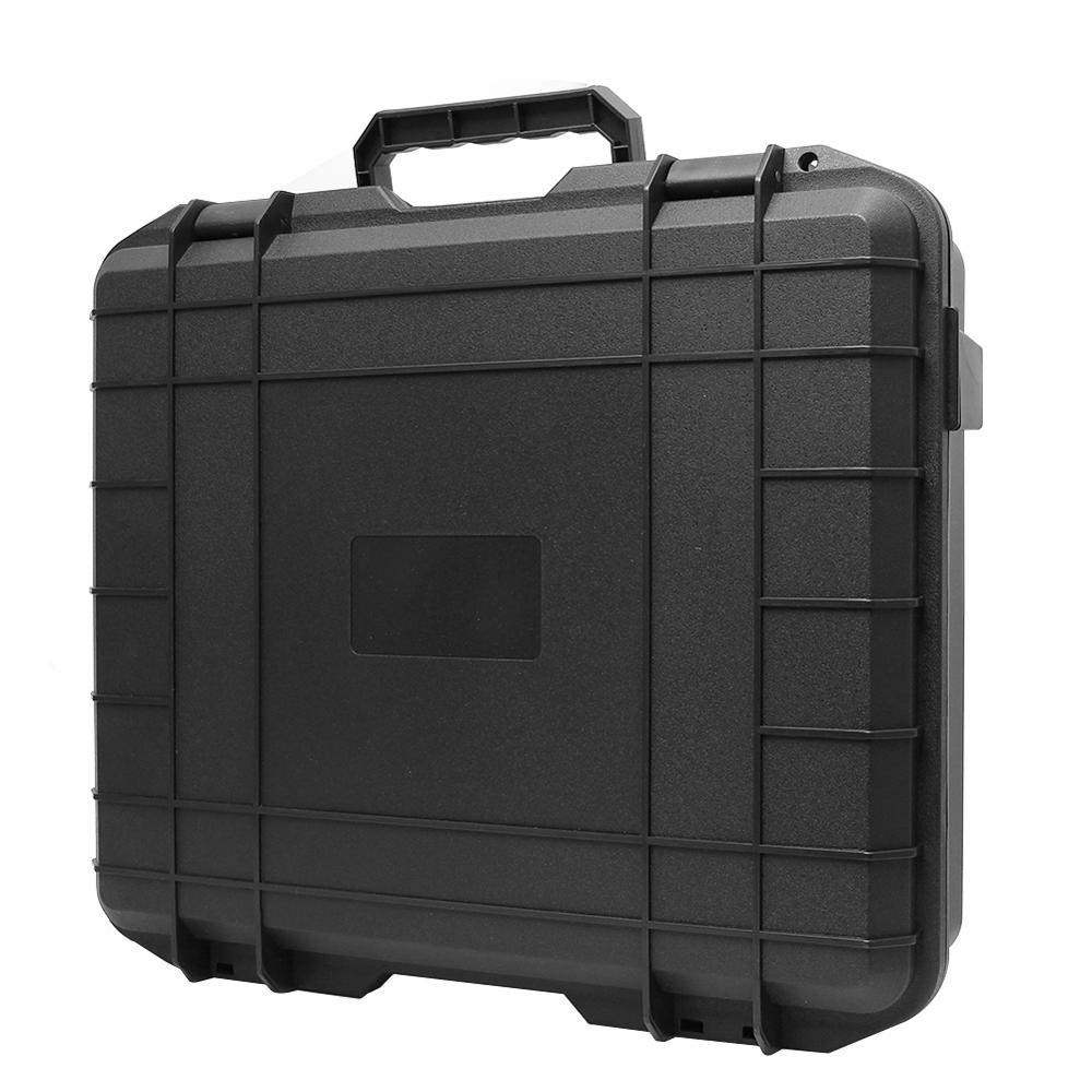 ToolBox Plastic Safety Equipment Instrument Case Portable Dry Box Impact Resistant Tool Casewith Pre-cut Foam Multiple Size