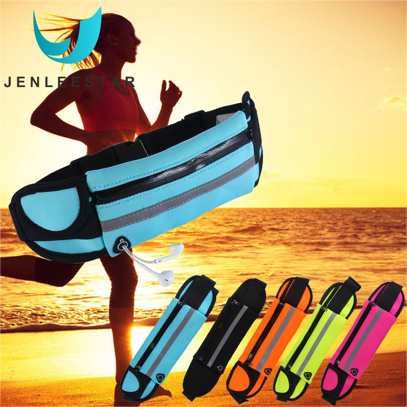 Sale Ultra-low Price Waist Bags Gym Fitness Running Pack Women Purse Mobile Phone Pocket Camping Hiking Sports Bag 5.5 Inch