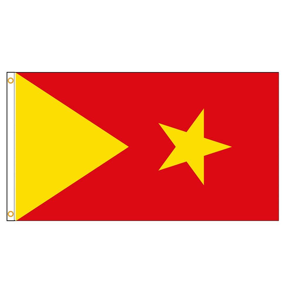 Флаг региона Эфиопия Тиграй 90x150 см