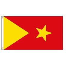 90x150cm etiópia tigray região bandeira