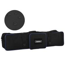 Meking Photography Equipment Padd Zipper Bag 105cm/43in for Light Stands Umbrellas tripod waterproof fotografia carry bags