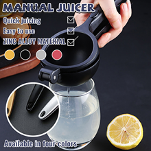 Top Rated Premium Quality Metal Lemon Lime Squeezer - Manual  Press Juicer Manual squeezer for making delicious juice