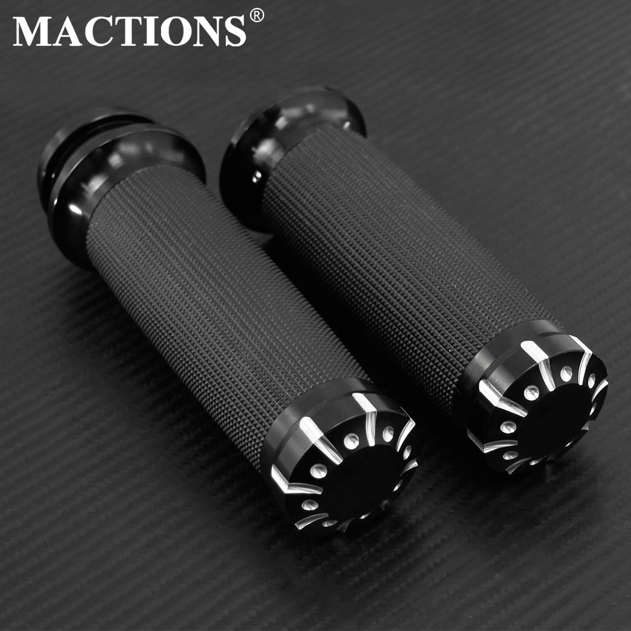 Mactions Grips Black 1