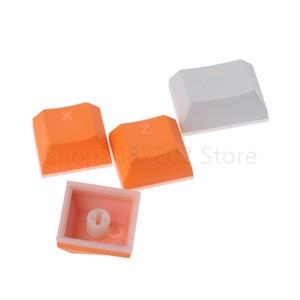 Image 5 - 1 ชุดโปร่งแสงDouble Shot PBT 104 KeyCaps BacklitสำหรับOutemuสำหรับGateronสำหรับKailhสำหรับเชอร์รี่MX Switch