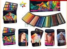 Lápis fino da arte de sanford prismacolor 12 24 36 48 72 132 150 cor oem lápis da cor da arte de sanford prismacolor