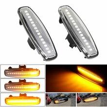 Indicador lateral luz LED dinámica de señal de vuelta de luz intermitente para Infiniti EX25 EX35 EX37 FX35 FX37 G25 G35 Q40 Q60 Q70 QX50 QX70 M25 M37