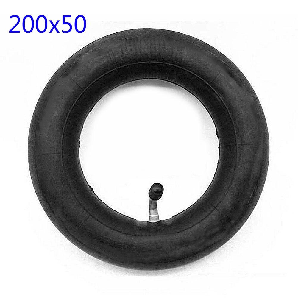 Repuesto de goma de tubo interior de Scooter 1 pieza 200x50 para Razor e100 e125 e150 e175 e200 parte nueva gran oferta