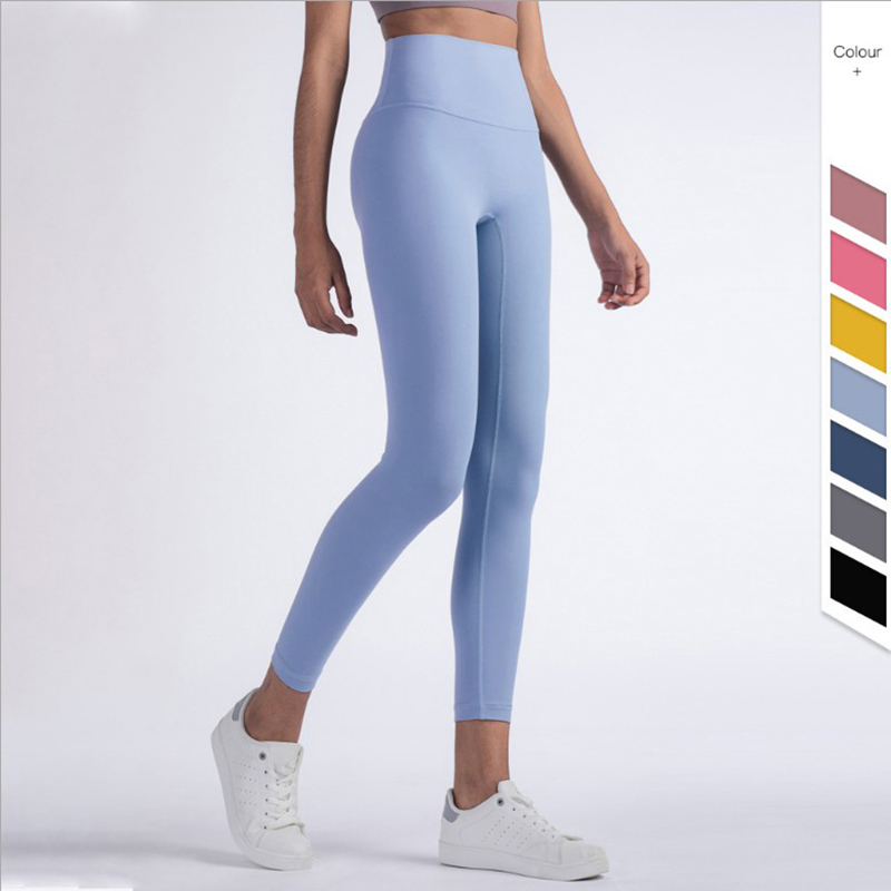 Vnazvnasi 2020 Hot Sale Fitness Female Full Length Leggings 19 Colors Running Pants Comfortable And Formfitting Yoga Pants|Yoga Pants| - AliExpress