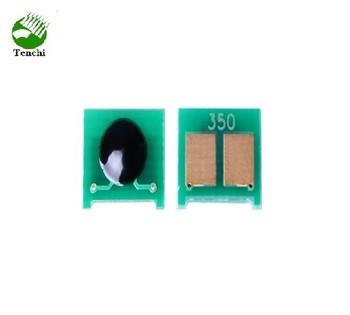 10 zestawów = 40 sztuk darmowa wysyłka czip tonera CF350A CF351A CF352A CF353A kompatybilny dla HP Color LaserJet Pro MFP M176n tanie i dobre opinie SXYTENCHI CN (pochodzenie) Printer Oddzielone kasety Hp laserjet Chip do kartridża Guangdong China Mainland 1 5K Compatible Brand