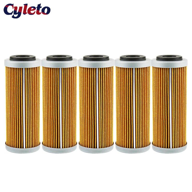 4/5/6 шт. мотоциклетный Масляный фильтр для KTM SX SXF SXS отл EXC-F EXC-R XCF XCF-W XCW SMR 250 300 350 400 450 500 505 530 2007-2020