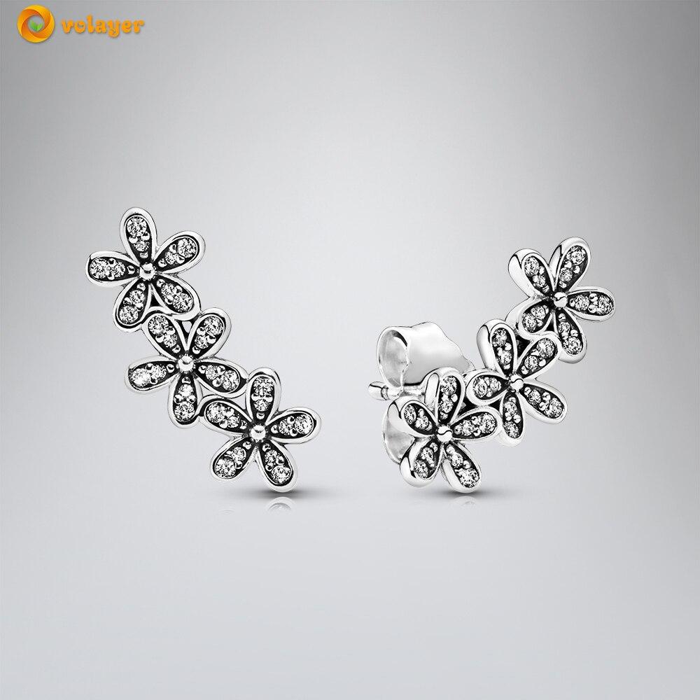 Silver Daisy Flower
