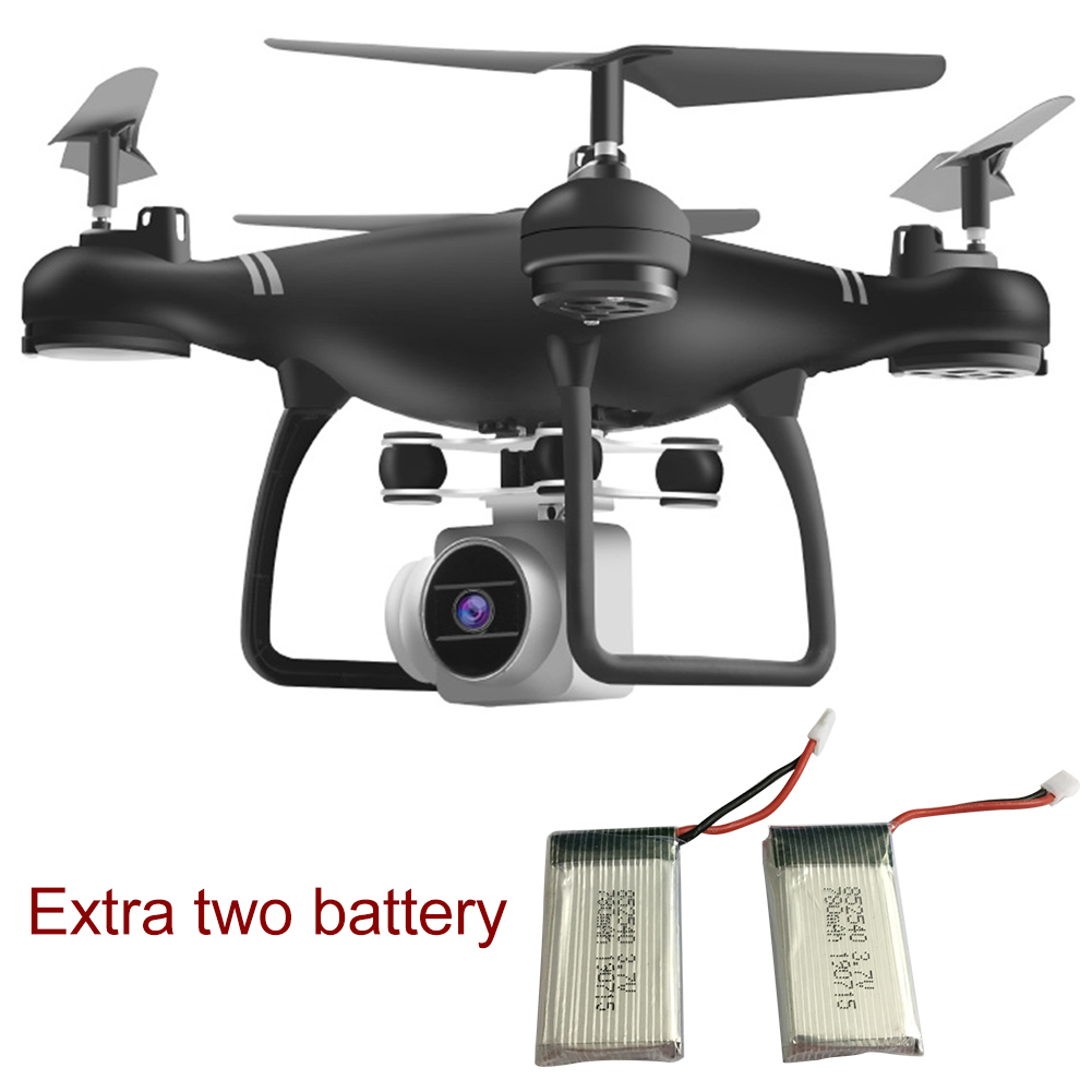 Remote-controlled Drone RC Quadcopter HD Camera Aerial Photography WIFI Helicopter Selfie Foldable Airplane Long Battery