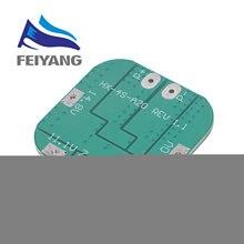 1 pces 4S 14.8 v/16.8 v 20a pico li-ion bms pcm placa de proteção da bateria bms pcm para lítio licoo2 limn2o4 18650 li bateria
