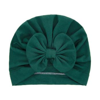 Nowonarodzone dziecko chłopiec dziewczyna stałe wiązane kapelusz Beanie nakrycia głowy czapka akcesoria do kapeluszy elastyczne czapki dla noworodka Baby Boy dziewczyny Headwraps tanie i dobre opinie CN (pochodzenie) MATERNITY W wieku 0-6m 7-12m 13-24m 25-36m COTTON Unisex 0-3 miesięcy Dzieci w wieku 4-6 miesięcy 7-9 miesięcy