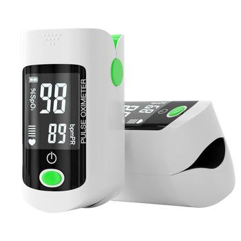 Nowy Pulsoksymetr cyfrowy palca Pulsoksymetr miernik saturacji tlenu we krwi palec SPO2 PR pulsometr opieki zdrowotnej tanie i dobre opinie ANENG CN (pochodzenie) Finger Oximeter