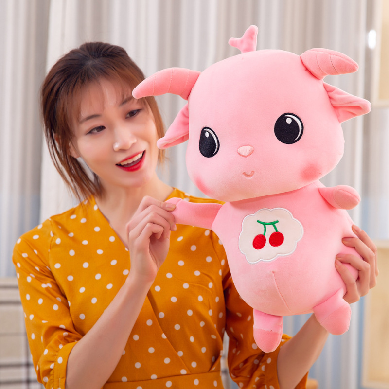 22 40cm Lovely and beautiful new plush toy soft down cotton lamb doll doll children 39 s toy Stuffed animal cartoon plush toy WJ030 in Stuffed amp Plush Animals from Toys amp Hobbies