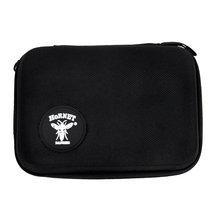 HORNET seyahat kanvas saklama çantası koku geçirmez tütün kılıfı kılıf duman torbaları puro kılıfları çoklu özellikler mevcut