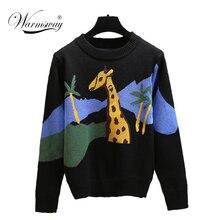 Wholesale Cartoon Women Sweaters 2020 Sp