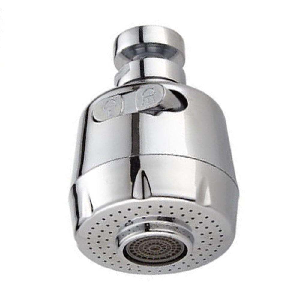 boquilla para fregadero de cocina o ba/ño a prueba de salpicaduras Boquilla para grifo de 20 mm grifo de ahorro de agua con cabezal pulverizador